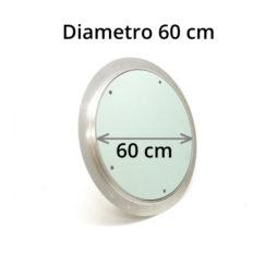 Botola rotonda in cartongesso da 60 cm diametro